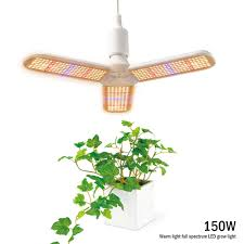 China Latest New Design 150W 360 Degree <b>E27 LED Grow</b> Light ...