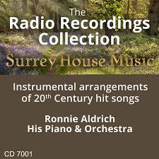 <b>Ronnie Aldrich</b> on Spotify