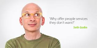 Seth Godin,  mucca viola del marketing