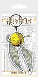 <b>Брелок Harry Potter</b> (<b>Snitch</b>) - Заказать в онлайн-магазине Geek Trip
