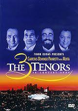 The 3 Tenors In Concert 1994 - купить фильм Jose Carreras ...