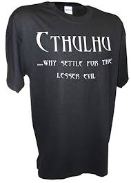 Achtung T Shirt LLC Mens Cthulhu Necronomicon ... - Amazon.com