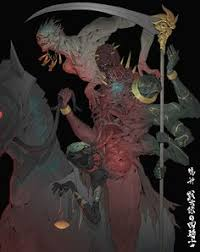 Ching Yeh: лучшие изображения (23) | Монстров ...