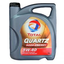 Купить <b>Масло моторное Total</b> Quartz 9000 5W40 синтетическое ...