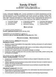sample resume objectives for teachers   best resume exampleelementary teacher resume objective