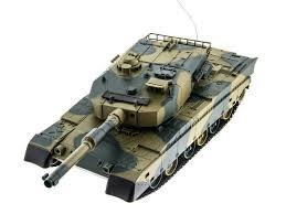 <b>Радиоуправляемый танк Heng</b> Long Type 90 1:24