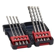 <b>Набор буров Bosch SDS</b>-<b>plus</b> Tough Box 5-10 мм (2.607.019.903 ...