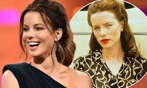 Kate Beckinsale reveals she was told to