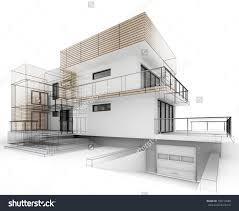 house design progress architecture drawing and visualization preview save to a lightbox designer office accessories blueprints office desk preview save