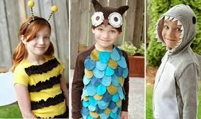 Image result for halloween happy funny children costumes