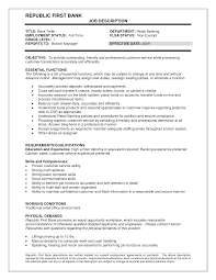 resume job description bank teller professional resume cover resume job description bank teller bank teller job description monster resume job description skills of a