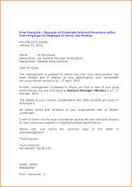promotion letter memo templates png promotion letter docstoc com docs 116069449 promotion