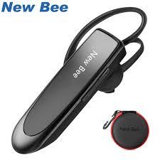 Online Shop New Bee <b>Hands-free Wireless Bluetooth</b> Earphone ...