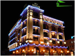 the backlight should be not only aesthetic but also functional building facade lighting