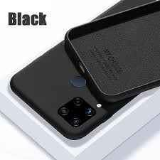 For Realme C15 Soft Cover Silica Gel Case <b>Fluff</b> Full Protection ...