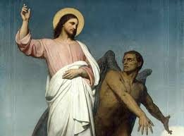 Image result for temptation of christ