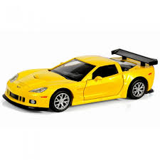 <b>Машина инерционная</b> RMZ City Chevrolet Corvette C6.R 1:32 <b>Uni</b> ...