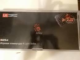 Обзор от покупателя на <b>Клавиатура A4TECH Bloody</b> B254 USB ...