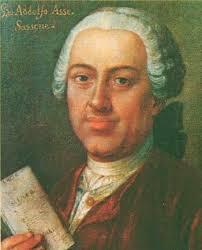 Johann Adolf Hasse Seine musikalische Laufbahn begann er als Sänger, ... - Johann%2520Adolf%2520Hasse