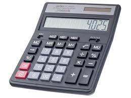 <b>Калькулятор Perfeo</b> Red - Агрономоff