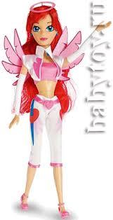 "<b>Angel's Friends Кукла</b> ""Дольче"" с крыльями, 32 см - BabyToy"