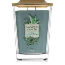 Yankee Candle Elevation <b>Coastal</b> Cypress <b>ароматическая свеча</b> ...