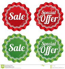 special offer tag discount sticker icon for royalty special offer price tags templates set royalty stock images