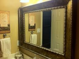 idea suction mirror bathroom