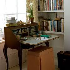 charming home office with wooden desk theme momcaves cbias charming desk office vintage home