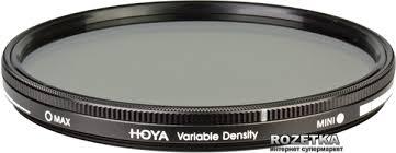 ROZETKA | <b>Светофильтр Hoya Variable</b> Density 77 мм ...