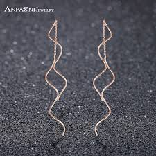 Detail Feedback Questions about ANFASNI <b>Hot Selling</b> Spiral <b>Ear</b> ...