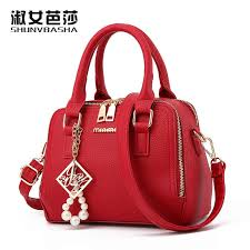<b>SHUNVBASHA</b> Brand 2017 Leather <b>Women</b> Messenger Handbags ...