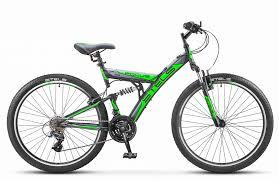 <b>Велосипед Stels Focus V</b> 26 18-sp 2018
