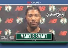 Marcus <b>Smart Shoulder</b> Injury Update | CLNS Media
