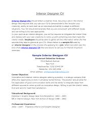 resume for interior designer resume for interior designer 0447