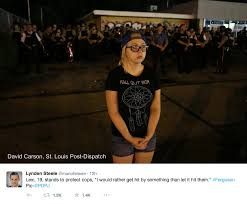 An Interview with Lexi, 19, the Fall Out Boy-Loving Ferguson ... via Relatably.com