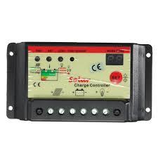 <b>10A 12V 24V</b> Solar Panel Battery Regulator <b>Auto</b> Switch Charge ...