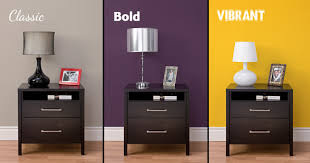 3 options with black furniture black furniture what color walls