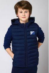 Купить <b>жилет</b> на весну для <b>мальчика</b> «<b>Mayoral</b>», синей окраски ...
