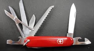 <b>Victorinox Ranger</b> - обзор швейцарского ножа, история создания ...
