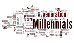 Risultati immagini per millennials