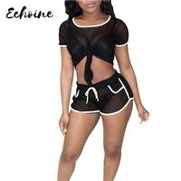 Aliexpress.com : Buy <b>Echoine Women</b> Knitted Hole <b>Sexy</b> 2 Piece Set ...