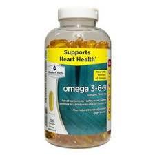 Member's Mark Omega 3-6-9 Dietary Supplement (325 ct.) (с ...