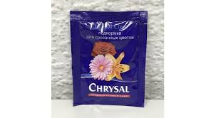 Универсальная подкормка для <b>срезанных</b> цветов «Chrysal