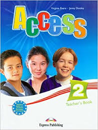 Access 2 Teachers Book: <b>Evans Virginia Dooley Jenny</b> ...
