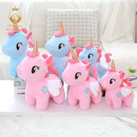 <b>Unicorn</b> Horse Plush Toys NZ