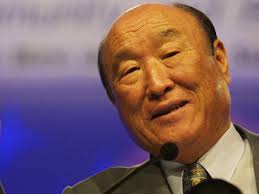 Controversial religious leader Sun Myung Moon died today aged 92. The Korean born reverend had stated that he was 'the messiah' and he was the man appointed ... - Sun-Myung-Moon