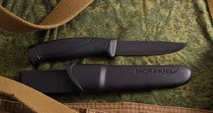 нож <b>Morakniv Companion Blackblade</b> , <b>нержавеющая</b> сталь купить ...