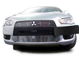 Накладка <b>решетки радиатора</b> Fancycar для <b>Mitsubishi</b> Lancer X ...