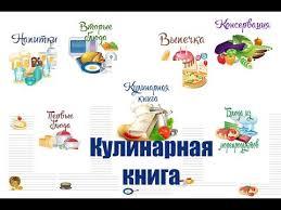 Скрапбукинг/Страницы для кулинарной книги/Бесплатно/Для ...